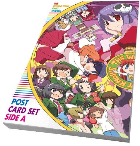 神のみぞ知るセカイ 25 ポストカードセット付き限定版 (少年サンデーコミックス)
