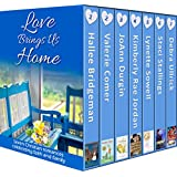 Love Brings Us Home (Inspirational Romance Box Set): Seven Christian Romances Celebrating Faith and Family (English Edition)