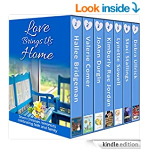 Love Brings Us Home (Inspirational Romance Box Set): Seven Christian Romances Celebrating Faith and Family