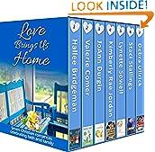#2: Love Brings Us Home (Inspirational Romance Box Set): Seven Christian Romances Celebrating Faith and Family