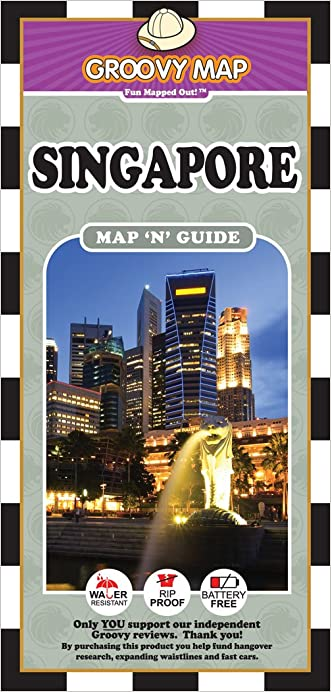 Groovy Map 'n' Guide Singapore (2012)