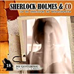 Die Geisterfrau (Sherlock Holmes & Co 18) | Jacques Futrelle,Patrick Holtheuer