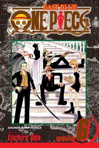 ONE PIECE ワンピース コミック6巻 (英語版)