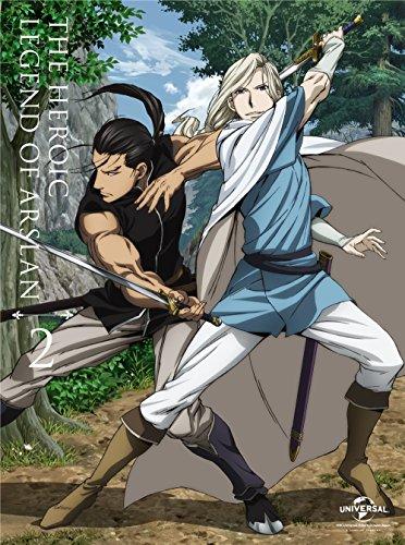 アルスラーン戦記 第2巻 (初回限定生産) [Blu-ray]