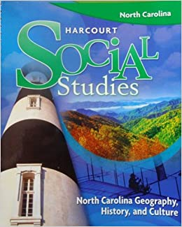 NC State Adopted Textbooks - NORTH CAROLINA STATE