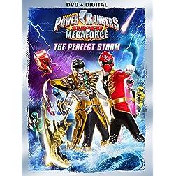 Power Rangers Super Megaforce the Perfect Storm