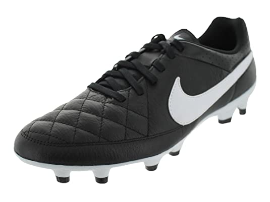 Men's Official Nike Tiempo Genio Leather FG Soccer Cleat Clearance Outlet Multicolor Variations