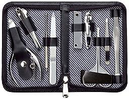 Seki Edge Craftsman 9-piece Grooming Kit LB (G-3109)
