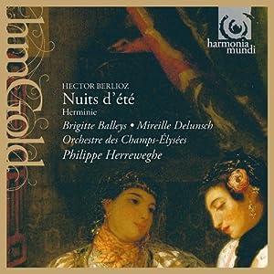 Berlioz: Nuits d'ete, Herminie