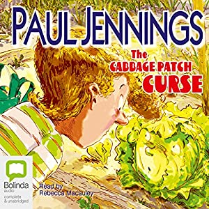 The Cabbage Patch Curse Audiobook