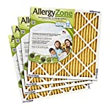 AllergyZone Furnace Filter 20x20x1, 4-Pack 20x20x1