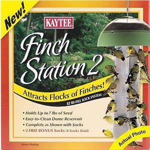 Kaytee Finch Station 2