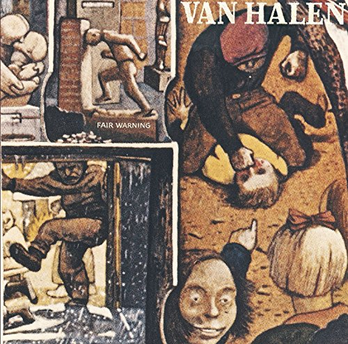 CD : Van Halen - Fair Warning (Remastered)