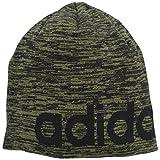 (アディダス)adidas SC ロゴビーニー U APE29 AB6652 ベースグリーン S15/ブラック/ブラック OSFX