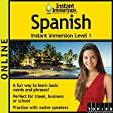 Product B00BHIWTN0 - Product title Instant Immersion Spanish - Level 1 (12-month subscription)