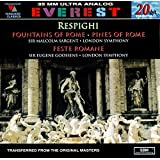 Respighi: The Fountains Of Rome/The Pines Of Rome/Feste Romane