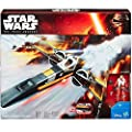 Solid Poe Damerons X-Wing Fighter - Star Wars Force Awakens Class 1 Vehicle