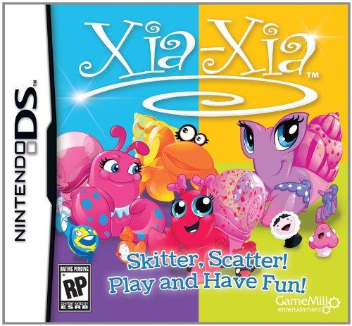Xia-Xia - Nintendo DS - 1