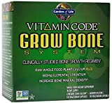 Garden of Life Vitamin Code Grow Bone System 30 day supply