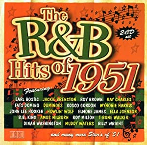 The R&B Hits of 1951