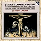 Bach : St Matthew Passion (Highlights)
