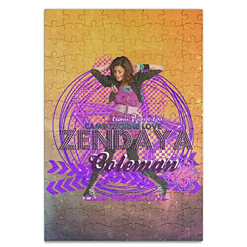 LALaytonS Zendaya Coleman Poster Trendy For A4 Jigsaw Puzzle