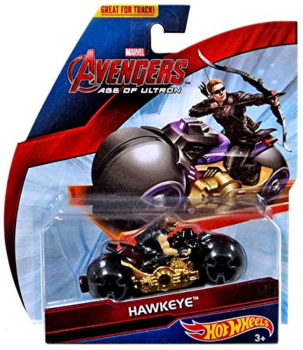 Marvel Avengers Age of Ultron Hawkeye Diecast Car