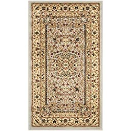 Safavieh Lyndhurst Collection LNH213G Traditional Oriental Medallion Grey and Beige Area Rug (2\'3\