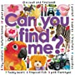 A Seek and Find Book: Can You Find Me?