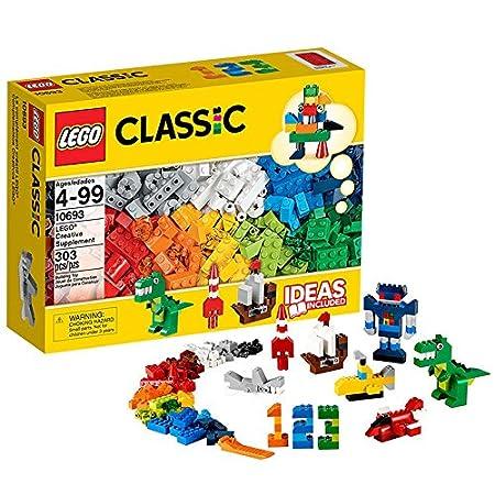 Lego Classic - 10693 - Jeu De Construction - Le Complément Créatif