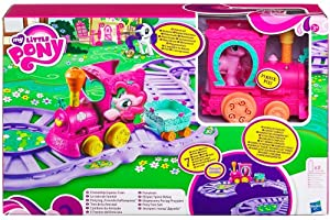 My Little Pony Friendship Express Train Set Doll