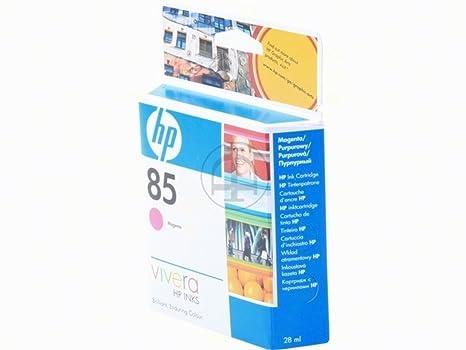 HP - Hewlett Packard DesignJet 130 DE (85 / C 9426 A) - original - Ink cartridge magenta - 28ml