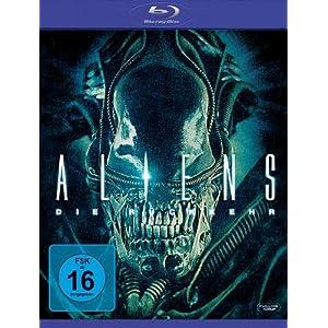 BD * ALIENS - DIE RUECKKEHR [Blu-ray] [Import allemand]