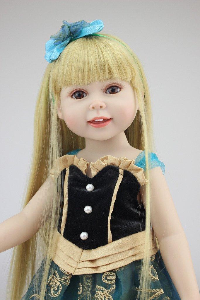 NPK Collection Das Kinderspielzeug ist aus Kunststoff und 18 Zoll 45 cm gro?. Es ist ein hochwertiges Geschenk f¨¹r sch?ne als Weihnachtsgeschenke. günstig online kaufen