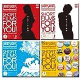 ショートフィルム VISUAL VITAMIN 4枚セット(PPV-DVD)