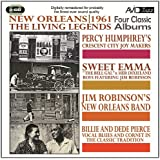 New Orleans: 1961 The Living Legends - Four Classic Albums