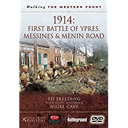 1914 - First Battle of Ypres: Messines and Menin Road