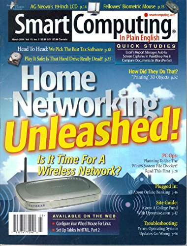 Smart Computing in Plain English Magazine, Vol. 15