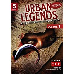 Urban Legends - Volume 1 - 2 DVD Set (5 Hours) - Amazon.com Exclusive