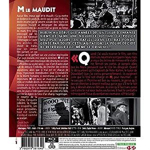 M LE MAUDIT (édition intégrale restaurée) [Version intégrale restaurée