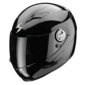 SCORPION eXO sOLID - 500 casque intégral aIR noir