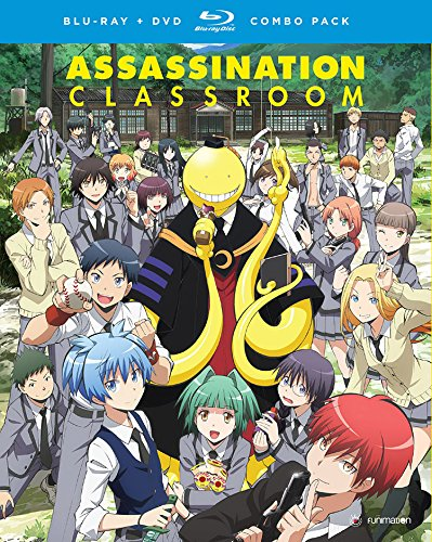 Asssassination Classroom - Season One Part One [Blu-ray]