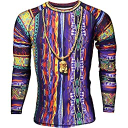 Hypnotik Notorious Rashguard - Multi-Color - Large