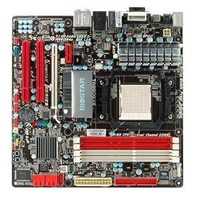 Biostar TA890GXE Socket AM3/AMD 890GX/SATA3/Hybrid CrossFireX/A&V&GbE/Micro ATX AMD Motherboard