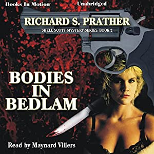 Bodies in Bedlam Audiobook