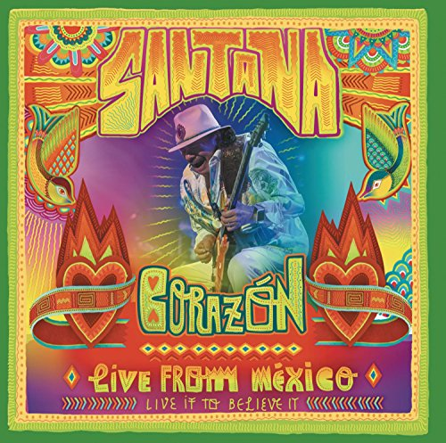 Corazon-Live From Mexico: Live It to Believe It [DVD] [Import]