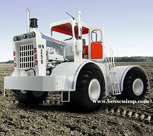 Big Bud HN-250 4WD 40th Anniversary Universal Hobbies 1:16 Scale