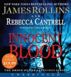 Innocent Blood Low Price CD: The Order of the Sanguines Series