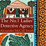 The No. 1 Ladies' Detective Agency (       ABRIDGED) by Alexander McCall Smith Narrated by Adjoa Andoh