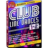 Club Line Dances 1 & 2: Beginner Lessons - Learn to dance the Wobble, Electric Slide, Cha-Cha Slide, Two-Step...